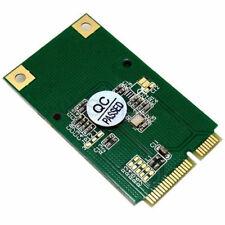 SD SDHC MMC TF SCHEDA DI MEMORIA per Portatile Mini PCI-e lettore scheda di rete come SSD
