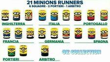 MINIONS RUNNERS EUROPEI 2021 (entra scegli il personaggio)_ SORPRESINA CARREFOUR