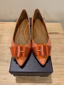 New in Box Enzo Angiolini Shoes Flats Points Sz 7M Nine West