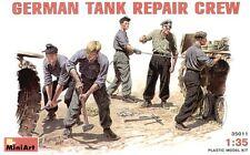 Miniart 1/35 German Tank Repair Crew # 35011