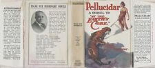 Scanned Dust Jacket - Pellucidar  Edgar Rice Burroughs 1923 G&D