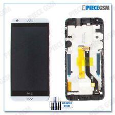 ECRAN LCD + VITRE TACTILE + FRAME  pour HTC DESIRE 530 GRIS CLAIR + outils