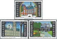 Belgien 2974-2976 (kompl.Ausg.) postfrisch 2000 UNESCO