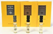 Acqua Di Parma COLONIA PURA, INTENSA & ASSOLUTA 1.5ml .05oz EDC COLOGNE SPRAY