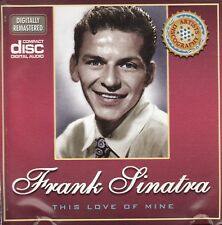 FRANK SINATRA This Love Of Mine CD