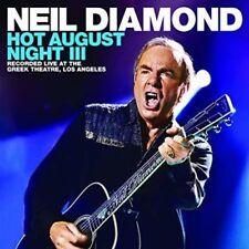 Neil Diamond - Hot August Night III [New CD]