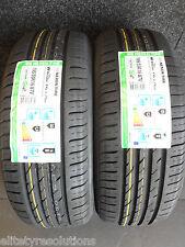 Nexen NBlue HD Plus  Quality Mid Range Tyre  195 55 16 (X2)  lifetime warranty