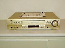 JVC hr-s8600 High-End S-VHS Video Recorder Incl. istruzioni, 2j. GARANZIA