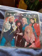 "Heart 7"" Vinyl Single - Nothin' At All"