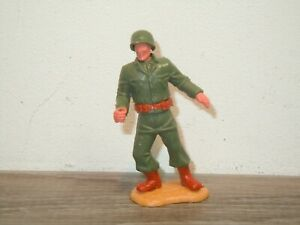 Timpo Toys England - Plastic Toy - Soldier *37742