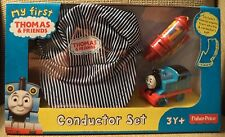 THOMAS & FRIENDS MY FIRST CONDUCTOR SET PRETEND PLAY *NEW*