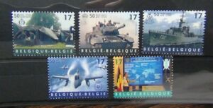 Belgium 1999 50th Anniversary of North Atlantic Treaty Organisation set LMM