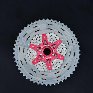 SunRace bicycle freewheel 12 speed MTB bike cassette 11-50T