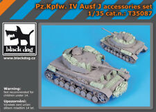 BLACK DOG SET RESINA PZ.KPFW IV AUSF.J 1:35 T35087