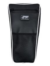 PRP Seats RZR Center Bag Black/White Vinyl Polaris RZR S900 XP1000 800 S800