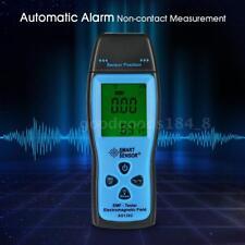 Mini Digital LCD EMF Tester Electromagnetic Field Radiation Detector Meter S2p9