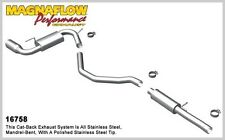 2008 2009 Dodge Caliber SRT-4 2.4L Magnaflow Cat Back Exhaust Free Shipping