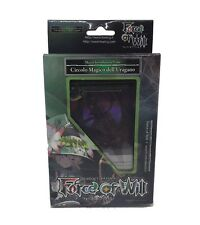 Force of Will Magic Circle of the Hurricane WIND STARTER DECK FACTORY SEALED ITA