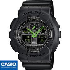 CASIO G-SHOCK GA-100C-1A3ER⎪GA-100C-1A3⎪ORIGINAL⎪ENVIO CERTIFICADO⎪SUMERGIBLE⎪XL