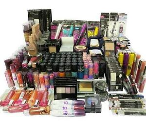 25x Loreal Max Factor Rimmel Bourjois Maybelline Barry M Cosmetics Job Lot