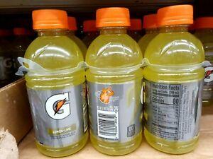Gatorade Thirst Quencher Lemon-Lime, 12 Ounce Bottles 12-pack
