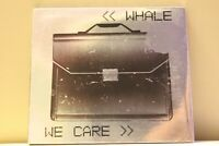 Whale We Care CD Album Royal Mail 1st Class FAST & FREE