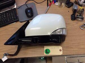 2011 2012 INFINITI QX56 MIRROR W/CAMERA WHITE Warranty working $200