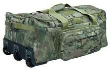0d0e7f4cd5 Noi Trolley Zaino Combattimento Borsone Viaggio Multicamo Army Travel Bag  Borsa