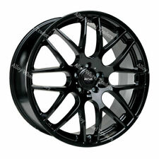 "Alloy Wheels 18"" DTM For BMW 1 Series F20 F21 F40 + 2 series F22 F23 WR Black"