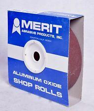 """MERIT Sandpaper Roll 2"""" X 150' 80 GRIT 3DV29"""