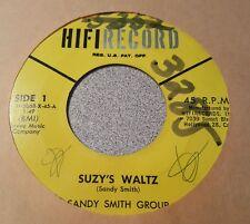 Sandy Smith Group – Suzy's Waltz / Wildflower