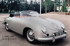Porsche 356 Cabrio 1954 –Porsche 356 Convertible 1954 -Porsche 356 Pre A- photo