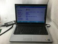 New listing Dell Studio 1555 Intel Core 2 Duo Cpu 2gb Ram Laptop Computer -Cz