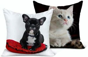 Red Snapper Photo Personalised Custom Cushion, printed with your own photographs