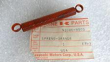 Kawasaki NOS NEW  92081-3505 Orange Chain Case Spring Intruder Invader 1978-81