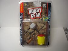 Hobby Gear- RIFLE, COOLER, SHOVEL - 1/10 Rock Crawler -AXIAL/AX10/SC10