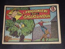 ***GIM TORO (SERIE ROSA) N. 27*** ED. CREMONA NUOVA (1/7/1948) ORIGINALE !!!