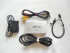 Canopus ADVC-55 Analog to Digital Video Converter VG Condition with Warranty