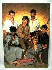 Shakatak Autographed Signed Japan Concert Tour Program 1983