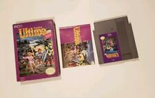 Ultima: Exodus Nintendo NES COMPLETE VIDEO GAME RPG