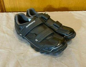Shimano Pedaling Dynamics M065 Mountain Bike Cycling Shoes EU 43 US 10 w/Cleats
