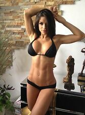 MICHELLE LEWIN POSTER PRINT GLOSSY WALL ARTA4 260GSM GYM/FITNESS