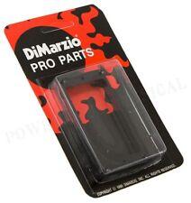 DIMARZIO HUMBUCKER PICKUP MOUNTING RING GUITAR BRIDGE POSITION (BLACK) FLAT *NEW