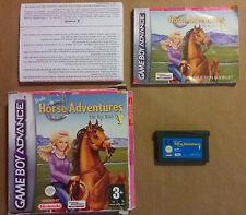 BARBIE HORSE ADVENTURES: THE BIG RACE pour Nintendo Gameboy Advance