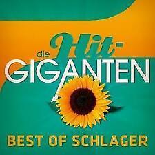 Die Hit Giganten Best of Schlager von Various Artists (2016)