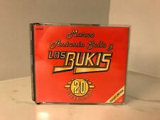 CD: MARCO ANTONIO SOLIS y LOS BUKIS 20 Aniversario 3-CD Set Limited Edition