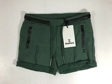 Onepiece of Norway Women's Lounge Sleep Shorts M Medium French Terry Bottoms