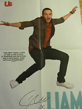 Liam Payne, One Direction, Harry Styles, Double Four Page Foldout Poster