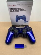 Quick Act Playstation 3 (PS3) Dualshock Wireless Controller - Never Been Used
