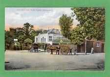 Hampstead The Bull & Bush Hotel pc used 1906 F C Morgan Ref G270